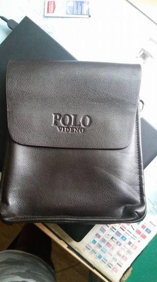 POLO kozhna torbica (za mashki)