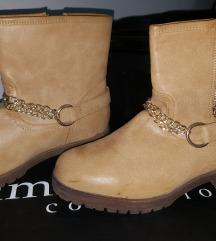 Крем нови чизмички