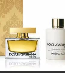 DOLCE &GABBANA THE ONE