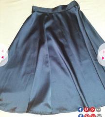 Сатен сукња