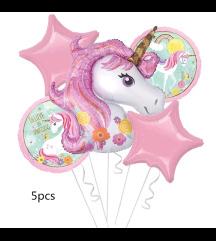 Unicorn baloni