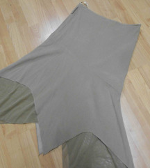 Y-London asimetricna suknja