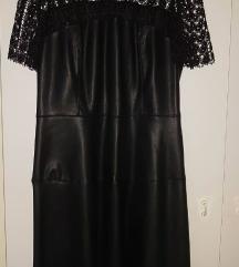 Nov ZARA crn fustan