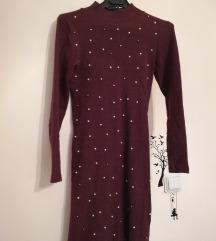 Preubav bordo fustan*300*