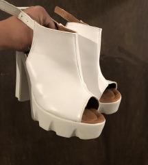Високи Барби сандали