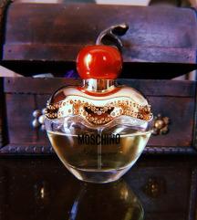 MOSCHINO 80% poln parfem