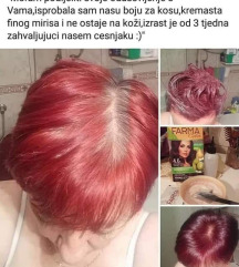 Професионални фарби за коса без амоњак💥