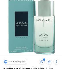 Bvlgari aqua pour homme Original 30ml