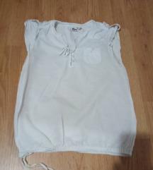 Бело летно кошулче