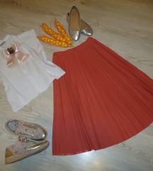 Plise suknja