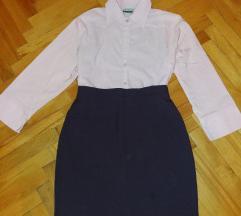 komplet kosula +suknja