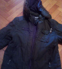 Kako nova detska mashka jakna