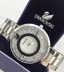 SWAROVSKI crystalline gold and black CASOVNIK