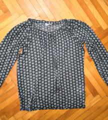 Amisu/NewYorker сива блуза