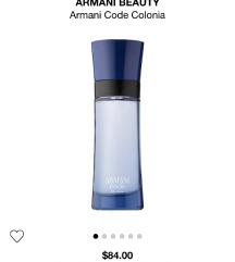ORIGINAL Armani Code Colonia