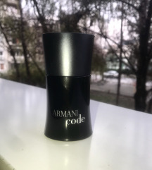 Original Armani black code 30ml