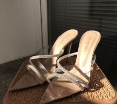 Luxury светкави штикли
