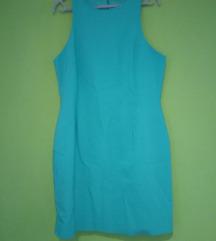 Zara tirkizen fustan