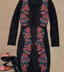 Фустан со цветови