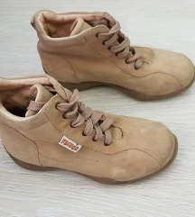 Детски кожни чизми