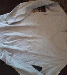 Siva bluza