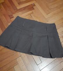 Кратка сукња како нова S-M
