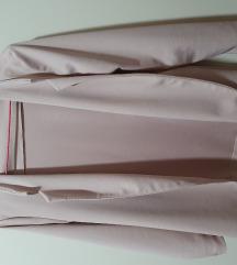 Женско розе сако. Еднаш носено како ново!