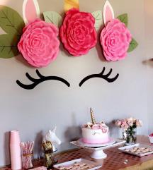Unicorn декорација