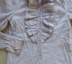 Benetton kosula ,shorc + fustan za 10-11za 500