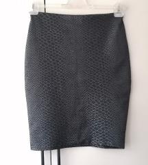 Strec tesna pencil suknja