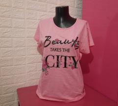 Нова со етикета памучна летна маица
