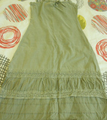 Rasprodazba Maslinest fustan