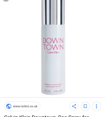 Calvin Klein Downtown 150ml