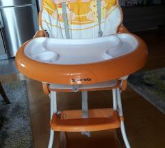 Столче за хранење