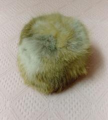 Крзнена шубара од лисица
