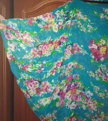 Цветна кошула наметка
