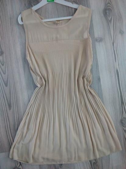 Nezno krem fustance M