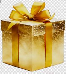 Со секој купен артикл следува подарок