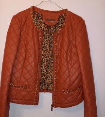 POPUST!!!!Elegantna kozna jakna
