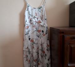 Летен бел фустан