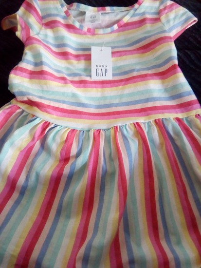 Gap fustance