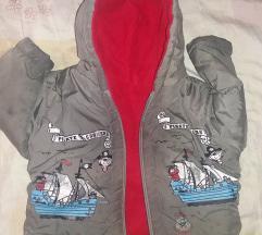Zimska jaknicka - 80cm/1 godina