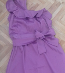 Eleganten svecen maxi fustan