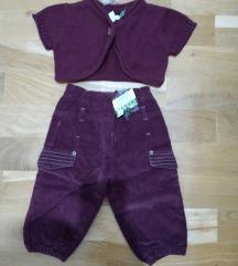 Нови болеро и сомотни панталони