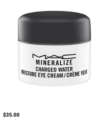 MAC charged water moisture eye cream