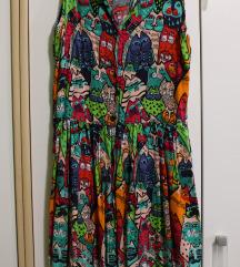 Шарен фустан за кул девојки