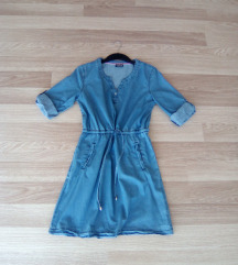 Nov jeans fustan(namalenie)