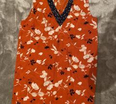 Ganni original leten fustan