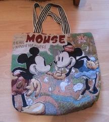 Mikey mouse dizney nova torba