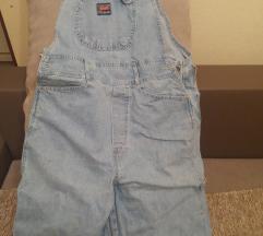 jeans kratki so preramki L/Xl